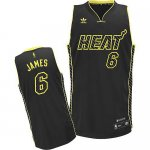 Maillot Alimentation Mode Heat James 6 Noir