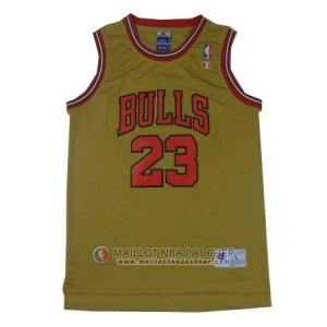 Maillot Chicago Bulls Jordan #23 Blond