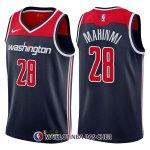 Maillot Washington Wizards Ian Mahinmi Statement 28 2017-18 Bleu