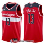 Maillot Washington Wizards Marcin Gortat Icon 13 2017-18 Rouge
