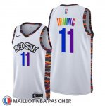 Maillot Brooklyn Nets Kyrie Irving Ville Lgbtq Pride Night 2020 Blanc