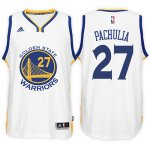 Maillot Warriors Pachulia 27 Blanc