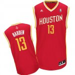 Maillot retro de Rouge Harden Houston Rockets Revolution 30