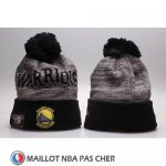 Bonnet Golden State Warriors Gris Noir