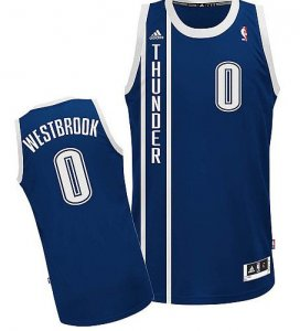 Maillot Westbrook Oklahoma City Thunder 2012/2013 Revolution 30