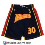 Short Warriors Stephen Curry Bleu