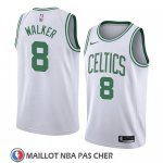 Maillot Boston Celtics Kemba Walker Association 2019-20 Blanc