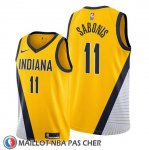 Maillot Indiana Pacers Domantas Sabonis Statement Edition Jaune