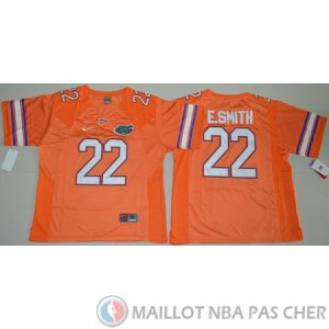 Maillot NCAA E.Smith Jaune
