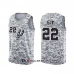 Maillot San Antonio Spurs Rudy Gay Earned Camuflaje