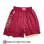 Short Houston Rockets Ciudad 2019 Rouge