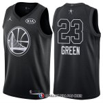 Maillot All Star 2018 Golden State Warriors Draymond Green 23 Noir