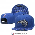 Casquette Orlando Magic Bleu