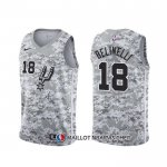 Maillot San Antonio Spurs Marco Belinelli Earned Camuflaje