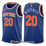 Maillot New York Knicks Doug Mcdermott Icon 20 2017-18 Bleu
