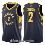Maillot Indiana Pacers Darren Collison Icon 2 2017-18 Bleu