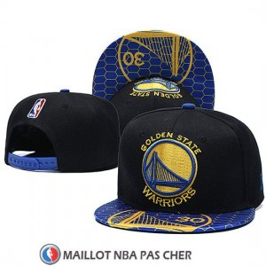 Casquette Golden State Warriors Noir