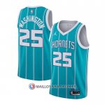 Maillot Charlotte Hornets P.j. Washington Icon 2020-21 Vert