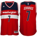 Maillot Wizards Jennings 7 Rouge