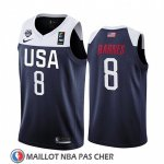 Maillot USA Harrison Barnes 2019 FIBA Basketball World Cup Bleu