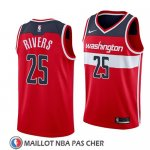 Maillot Washington Wizards Austin Rivers Icon 2018 Rouge
