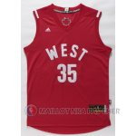Maillot de Durant West All Star NBA 2016