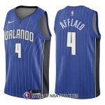 Maillot Orlando Magic Arron Afflalo Icon 4 2017-18 Bleu