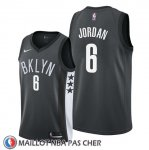 Maillot Brooklyn Nets Deandre Jordan Statement Noir
