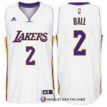 Maillot Los Angeles Lakers Ball 2 Blanc