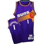 Maillot Retro Suns Hardaway 1 Pourpre