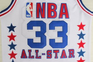 Maillot Bird All Star 1990 Blanc