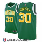 Maillot Boston Celtics Guerschon Yabusele Earned 2018-19 Vert