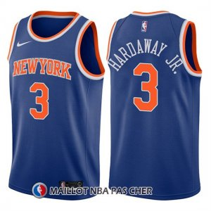 Maillot New York Knicks Tim Hardaway Jr. Icon 2017-18 3 Bleu
