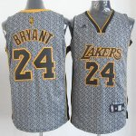 Maillot Bryant Los Angeles Lakers #24 Static Fashion
