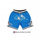 Short Orlando Magic Just Don Bleu