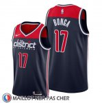 Maillot Washington Wizards Isaac Bonga Statement Edition Bleu