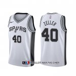 Maillot San Antonio Spurs Tyler Zeller Association Blanc