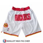 Short Houston Rockets Just Don Blanc