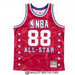 Maillot All Star 1988 Aape x Mitchell & Ness Rouge