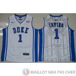 Maillot NCAA Kyrie Irving V-Cuello Elite Blanc