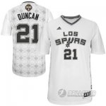 Maillot Duncan Noches Enebea #21 Blanc