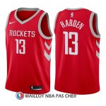 Maillot Enfant Houston Rockets James Harden Icon 2017-18 13 Rouge