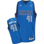 Maillot Dallas Mavericks Nowitzki #41 Bleu