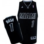 Maillot Back to Noir Bosh Miami Heat Revolution 30