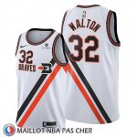 Maillot Los Angeles Clippers Bill Walton Classic Edition 2019-20 Blanc