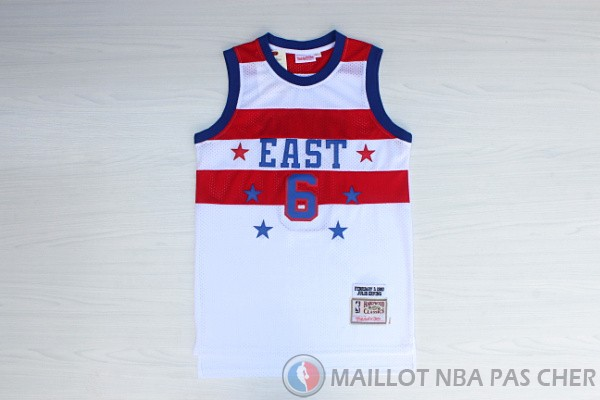 Maillot de Erving All Star NBA 1980