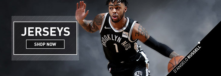 Maillot NBA Brooklyn Nets Pas Cher