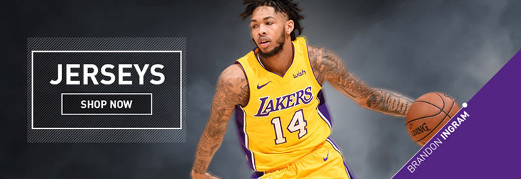 Maillot NBA Los Angeles Lakers Pas Cher