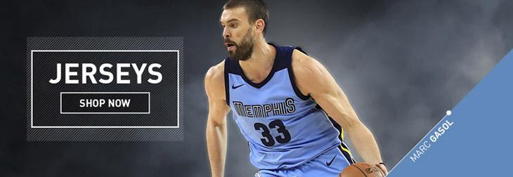 Maillot NBA Memphis Grizzlies Pas Cher