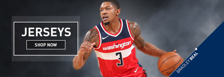 Maillot Washington Wizards Pas Cher